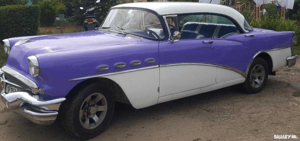 Coches clásicos de Cuba