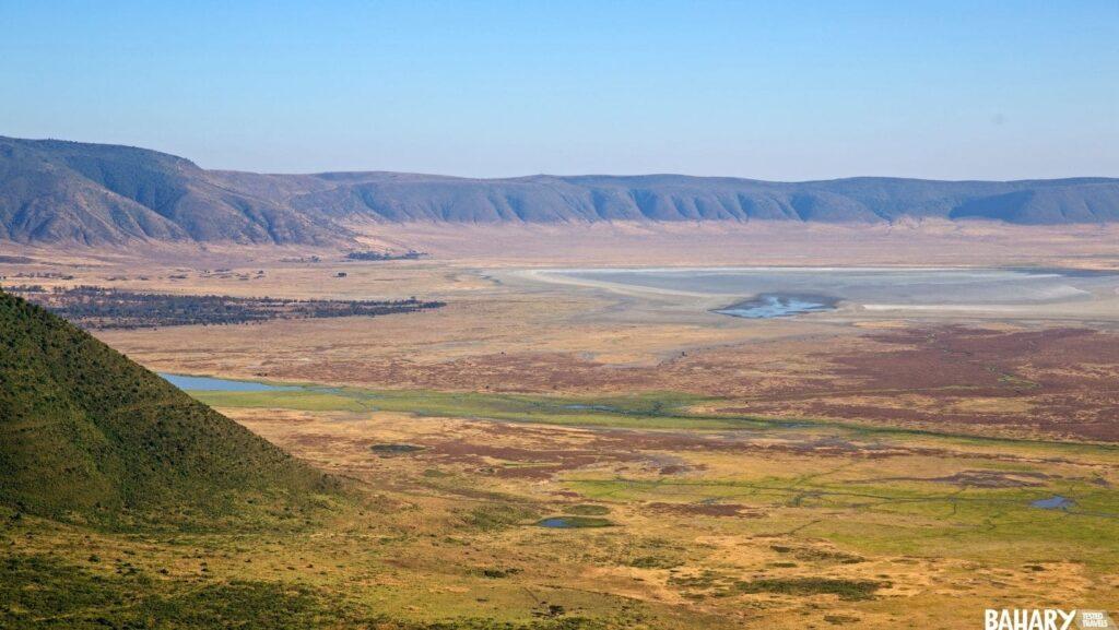 Parque Nacional Ngorongoro Tanzania