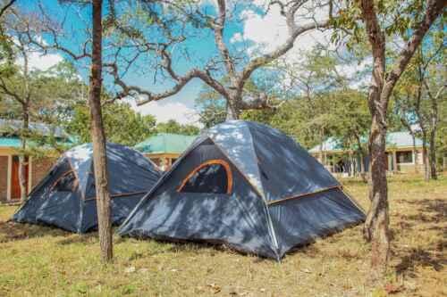 Tents Mantis Lodge Mikumi National Park