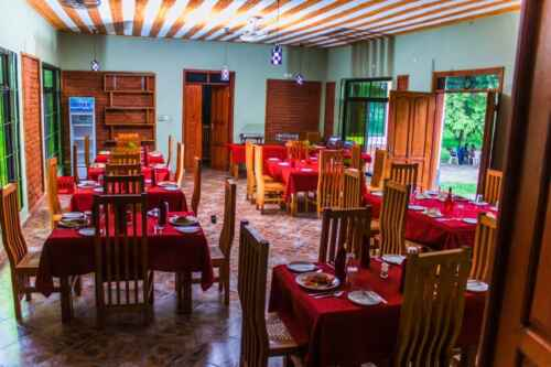 Restaurant Mantis Lodge Mikumi National Park