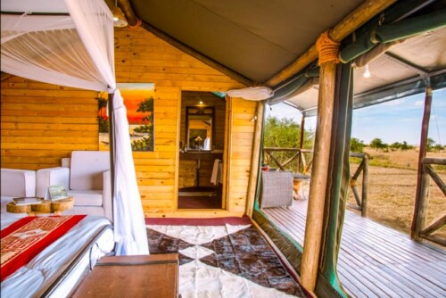 Heritage National Park Accommodation Tented Camp (15)