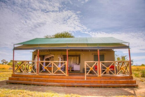 Heritage National Park Accommodation Tented Camp (16)
