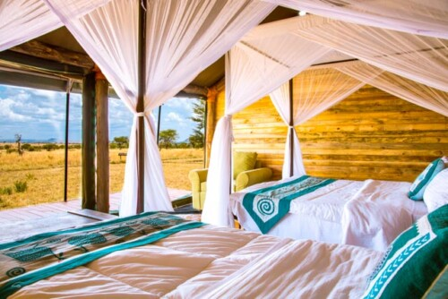 Heritage National Park Accommodation Tented Camp (18)
