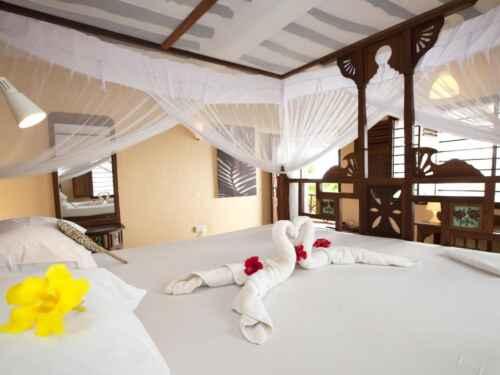 Hotel Jambiani habitación
