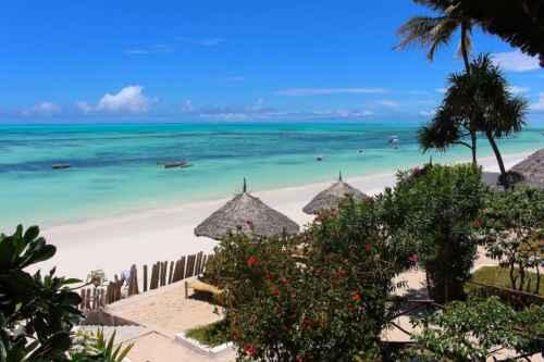 Hotel Jambiani playa