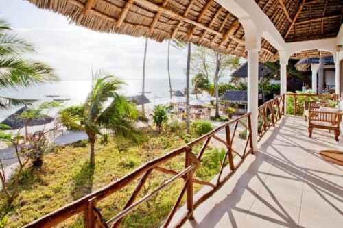 Hotel Jambiani villa vistas