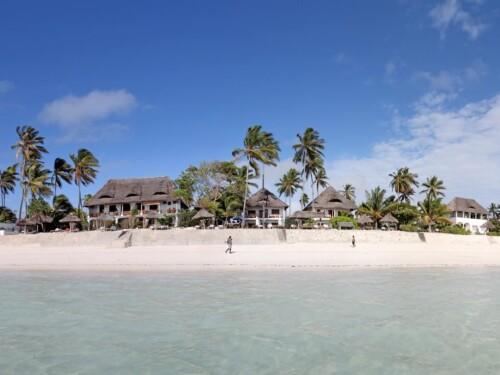 Jambiani Beach Hotel Zanzibar 2n