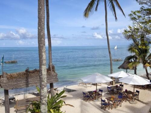 Jambiani Beach Hotel Zanzibar 3