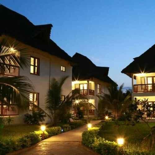 Villad e baharivillas hotel en matemwe