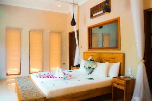 Kikoi Boutique Hotel Zanzibar Michamva - Habitación