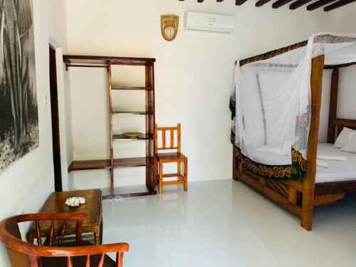 Habitación Hotel Zaza Nungwi Beach Zanzibar
