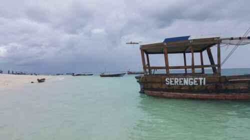 Playa de Kendwa Zanzibar