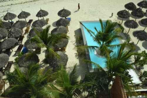 Playa Hotel Lazy Beach en Playa Kendwa Zanzibar