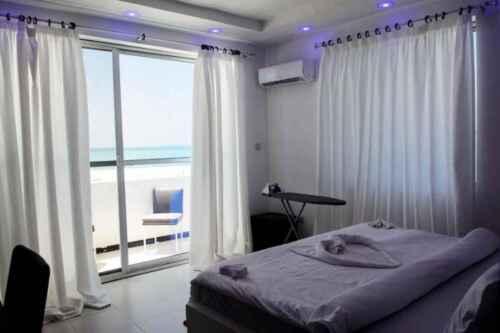 Habitación Hotel Lazy Beach en Playa Kendwa Zanzibar