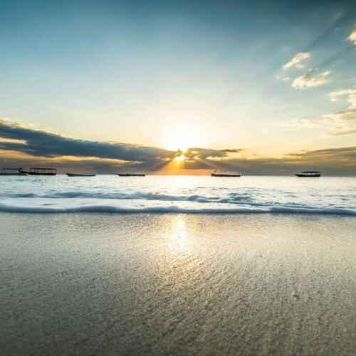 Playa Hotel Zaza Nungwi Beach Zanzibar